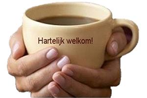 Koffie ochtenden elke dinsdag en donderdag