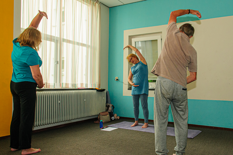 Dru Yoga in de Bakermat